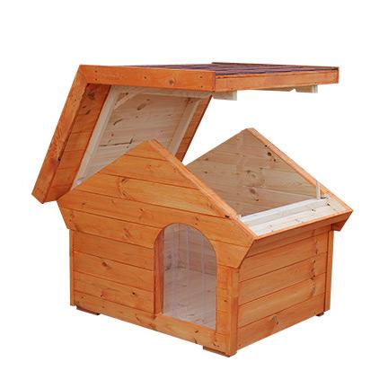 Nyitható kutyaház